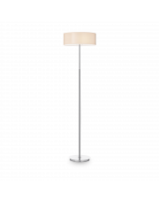 Lampa podłogowa Woody PT1 87689 Ideal Lux kremowa oprawa stojąca