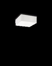 Plafon Ritz PL4 D40 152875 Ideal Lux sześcienna oprawa w kolorze białym