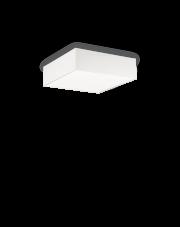 Plafon Ritz PL4 D50 152899 Ideal Lux sześcienna oprawa w kolorze białym