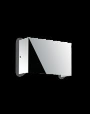 Kinkiet Flash AP2 High Cromo 200934 Ideal Lux chromowana oprawa w nowoczesnym stylu