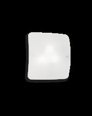 Plafon Celine PL2 044279 Ideal Lux szklana kwadratowa oprawa w minimalistycznym stylu
