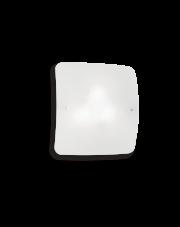 Plafon Celine PL3 044286 Ideal Lux szklana kwadratowa oprawa w minimalistycznym stylu
