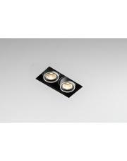 Oprawa wpuszczana Multiva Evo 60.2 Trimless LED 2x 6.5W On-Off 4.1854 designerskie oczko stropowe Labra