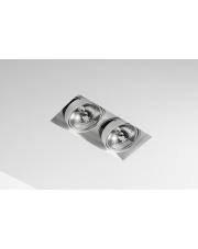 Oprawa wpuszczana Multiva Evo 115.2 Trimless QR111 G53 12V 2x 100W 4.1814 designerskie oczko stropowe Labra