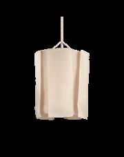 Lampa wisząca Amaca SP1 D60 207650 Ideal Lux materiałowa oprawa w nowoczesnym stylu
