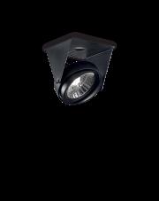 Reflektor Channel Big 203140 Ideal Lux ruchoma czarna oprawa techniczna