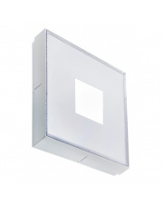 Plafon zewnętrzny Viena Square 569B-L0112B-01 Cristher