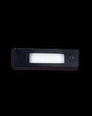 Oprawa schodowa zewnętrzna Nina AP1 Big różne kolory Ideal Lux nowoczesna oprawa wpuszczana