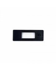 Oprawa schodowa zewnętrzna Nina AP1 Small różne kolory Ideal Lux nowoczesna oprawa wpuszczana