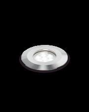 Oprawa najazdowa Park LED PT1 11.5W 60° 222851 Ideal Lux nowoczesna oprawa w kolorze stalowym
