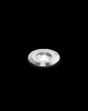 Oprawa najazdowa Park LED PT1 4.8W 60° 222875 Ideal Lux nowoczesna oprawa w kolorze stalowym