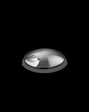 Oprawa najazdowa Rocket Mini One Side PT1 222820 Ideal Lux okrągła oprawa w kolorze stalowym