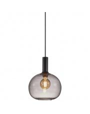 Lampa wisząca Alton 25 47313047 Nordlux dekoracyjna oprawa wisząca z dymionego szkła