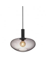 Lampa wisząca Alton 40 47323047 Nordlux dekoracyjna oprawa wisząca z dymionego szkła