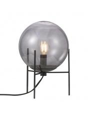 Lampa stołowa Alton 47645047 Nordlux dekoracyjna oprawa stołowa z dymionego szkła