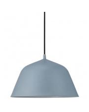 Lampa wisząca Ella 30 48713011 Nordlux szara oprawa wisząca w stylu nowoczesnym