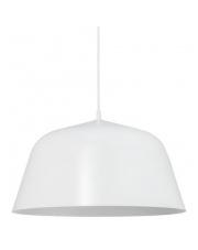 Lampa wisząca Ella 40 48723001 Nordlux biała oprawa wisząca w stylu nowoczesnym