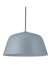 Lampa wisząca Ella 40 48723011 Nordlux szara oprawa wisząca w stylu nowoczesnym