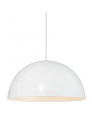 Lampa wisząca Ellen 30 48563001 Nordlux biała oprawa wiszaca w stylu design
