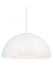Lampa wisząca Ellen 40 48573001 Nordlux biała oprawa wiszaca w stylu design