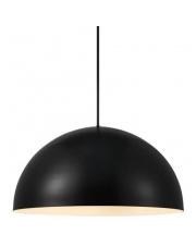 Lampa wisząca Ellen 40 48573003 Nordlux czarna oprawa wiszaca w stylu design