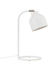 Lampa biurkowa Julian 48405001 Nordlux biała minimalistyczna  oprawa stołowa