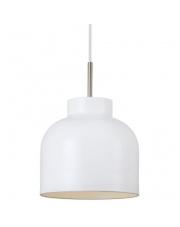 Lampa wisząca Julian 23 48423001 Nordlux biała minimalistyczna oprawa wisząca