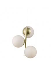 Lampa wisząca Lilly 48603035 Nordlux złota designerska oprawa wisząca
