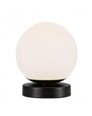 Lampa stołowa Lilly 48885003 Nordlux czarno-biała designerska oprawa stołowa