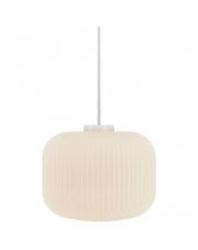 Lampa wisząca Milford 30 46583001 Nordlux designerska biała oprawa wisząca