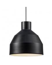 Lampa wisząca William 20 48443003 Nordlux czarna oprawa wisząca w stylu design