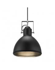 Lampa wisząca Aslak 46553003 Nordlux nowoczesna oprawa wisząca w kolorze czarnym