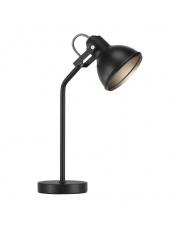 Lampa biurkowa Aslak 46685003 Nordlux nowoczesna oprawa biurkowa w kolorze czarnym