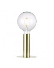 Lampa stołowa Dean 46605025 Nordlux złota minimalistyczna oprawa stołowa