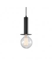 Lampa wisząca Dean 46523003 Nordlux czarna minimalistyczna oprawa wisząca