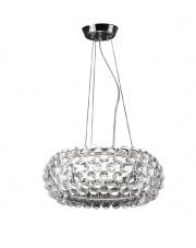 OUTLET Lampa wisząca Acrylio 40 V026-400 AZzardo nowoczesna designerska oprawa wisząca