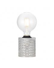 Lampa stołowa Hollywood Clear 46645000 Nordlux dekoracyjna szklana oprawa stołowa