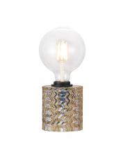 Lampa stołowa Hollywood Amber 46645027 Nordlux dekoracyjna szklana oprawa stołowa
