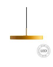 Lampa wisząca Asteria mini Saffron Yellow 2211 UMAGE nowoczesna designerska oprawa wisząca