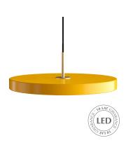 Lampa wisząca Asteria Saffron Yellow 2175 UMAGE nowoczesna designerska oprawa wisząca