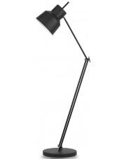 Lampa podłogowa Belfast BELFAST/F/B It's About Romi nowoczesna prosta czarna lampa stojąca