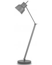 Lampa podłogowa Belfast BELFAST/F/GG It's About Romi nowoczesna prosta szara lampa stojąca