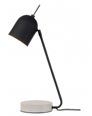 Lampa biurkowa Madrid MADRID/T/B It's About Romi nowoczesna czarna lampa stojąca