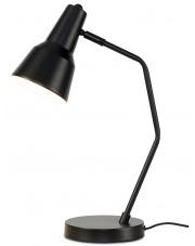 Lampa biurkowa Valencia VALENCIA/T/B It's About Romi nowoczesna oprawa w kolorze czarnym