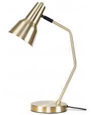Lampa biurkowa Valencia VALENCIA/T/GO It's About Romi nowoczesna oprawa w kolorze złotym