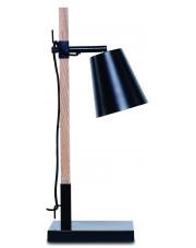 Lampa biurkowa Sydney SYDNEY/T/B It's About Romi nowoczesna oprawa w kolorze czarnym