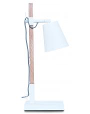 Lampa biurkowa Sydney SYDNEY/T/W It's About Romi nowoczesna oprawa w kolorze białym