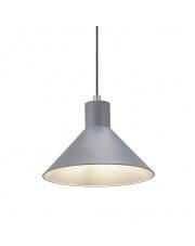 Lampa wisząca Eik 46563010 Nordlux nowoczesna oprawa wisząca w kolorze szarym