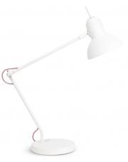 Lampa biurkowa Notthingam NOTTHINGAM/T/W It's About Romi nowoczesna oprawa w kolorze białym