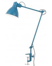 Lampa biurkowa Derby DERBY/T/TL It's About Romi nowoczesna oprawa w kolorze niebieskim